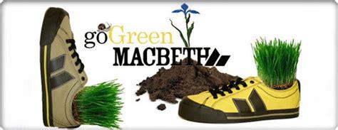 Macbeth Vegan 04 macbeth shoes go green vegan footwear greener ideal