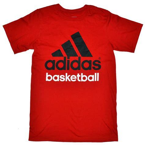 T Shirt Basketball adidas basketball mens t shirt mycraze