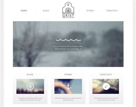 Simple Website Design For Beginners Best Web Digital Clean Simple Design Images On Simple Website Templates For Beginners