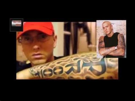 eminem tattoos removed eminem tattoos