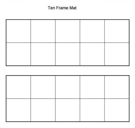 photo frames templates free sle ten frame 5 documents in pdf