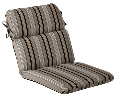 striped patio cushions outdoor patio furniture chair cushion striped voyage ebay