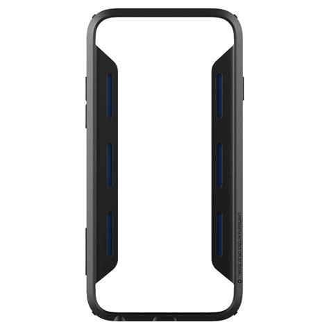 Stuff Nillkin Border Frame Bumper For Iphone 6 Black nillkin slim armor border apple iphone 6s blue