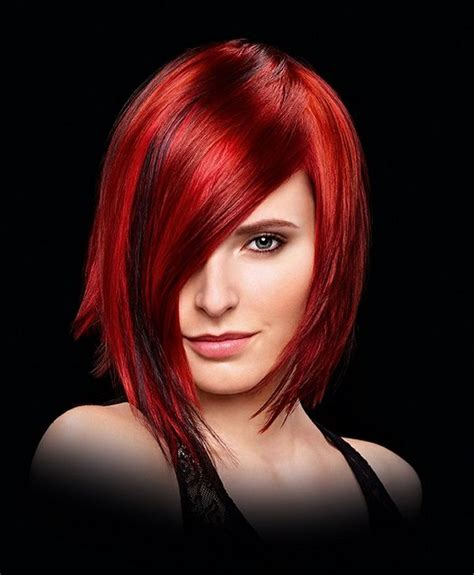 ladies bobcat haircuts comment se colorer les cheveux en rouge r 233 ussir votre