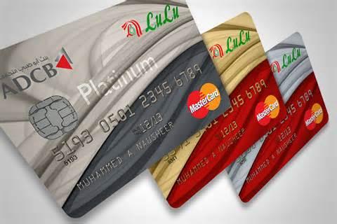 Home Design Credit Card Contact Number Adcb Lulu Credit Card Nausheer Muhammed