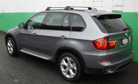 X5 Roof Rack by Bmw X5 Rack Installation Photos