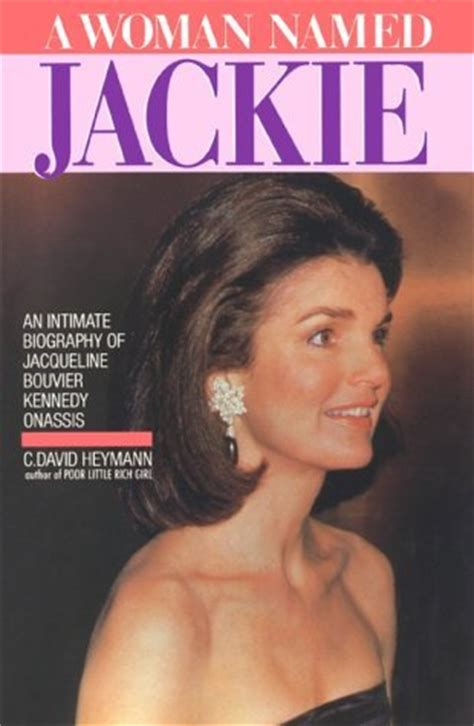 jackie kennedy the biography books a named jackie an intimate biography of jacqueline
