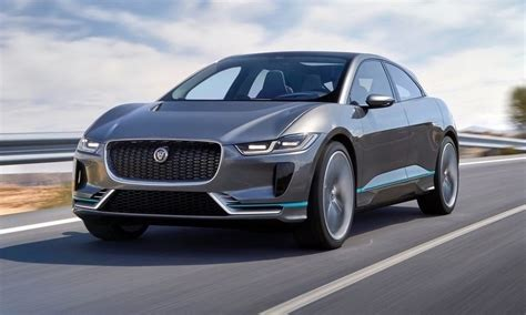 new suv jaguar jaguar i pace concept previews new electric suv
