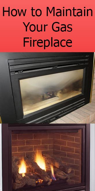 using a gas fireplace how to maintain your gas fireplace