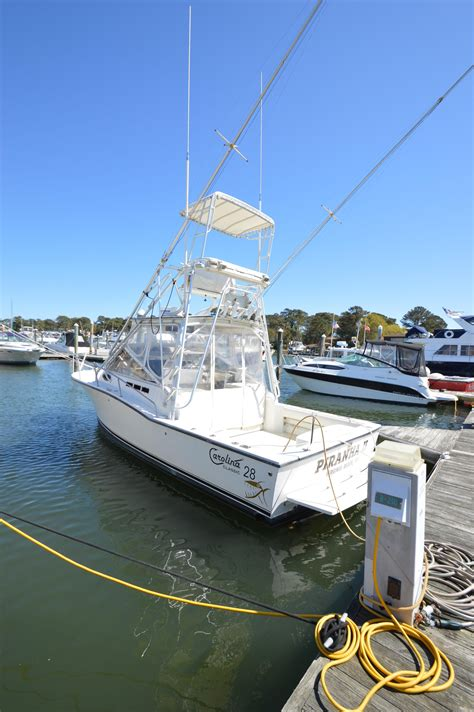 fishing boats for sale in virginia beach 2003 used carolina classic 28 saltwater fishing boat for