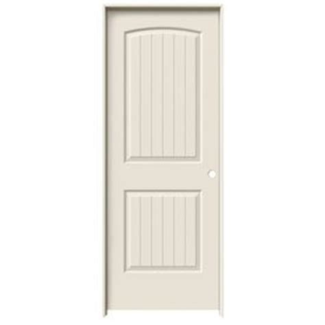 Interior Doors And More Jeld Wen Prehung Solid 2 Panel Top Plank Interior Door More Interior Door