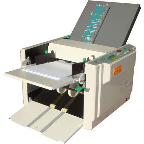 Paper Folding Machine 11x17 - dynafold model de 330 paper folder
