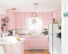 pastel kitchen ideas 25 pastel kitchens that channel the 1950s