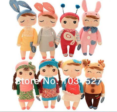 Boneka Metoo Angela Bunny Pink unique gifts metoo angela doll rabbit wholesale