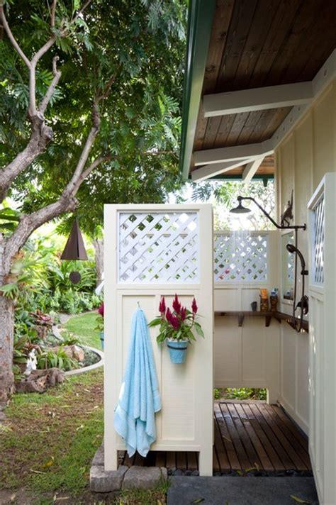 hawaii outdoor shower outdoor shower