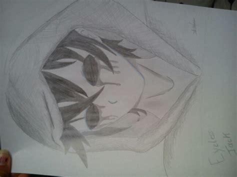 imagenes a lapiz de jack mis dibujos my drawings 169 eyeless jack wattpad