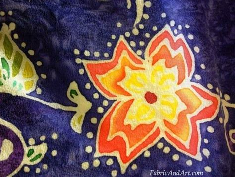 acrylic paint on fabric dye na flow fabric painting