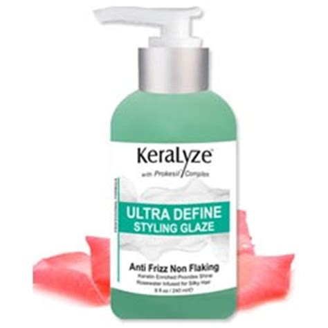 ultra glaze for hair keralyze ultra define styling glaze naturallycurly