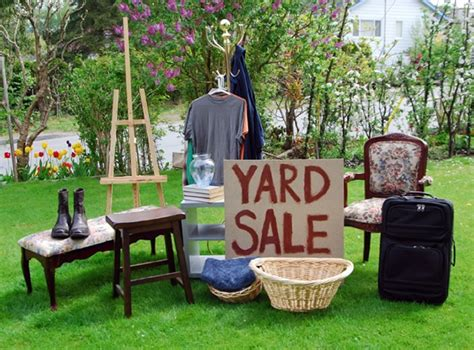 Backyard Sale by Palo Alto Yard Sale Palo Alto