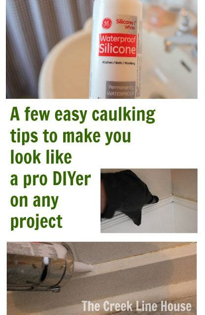 caulking bathtub tips a few caulking tips that i discovered through trial and
