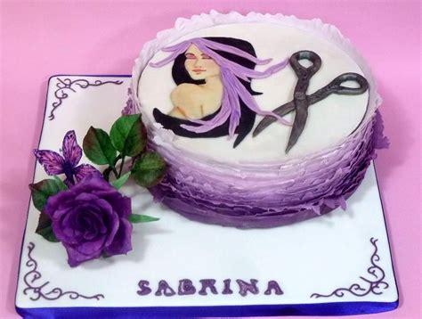 hairdresser cake ideas hairdresser cake cake ideas pinterest hairdresser