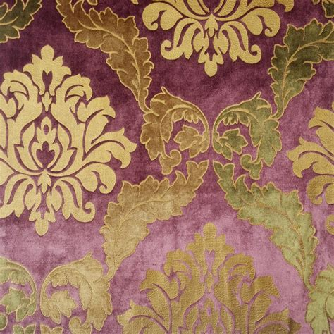 sofa upholstery fabric suppliers aliexpress com buy luxurious foil gold velvet damask