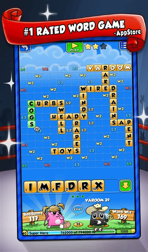 is ooze a scrabble word two word apps both are free drippler apps