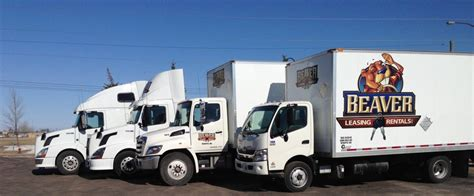 truck winnipeg truck rental winnipeg beaver truck centre
