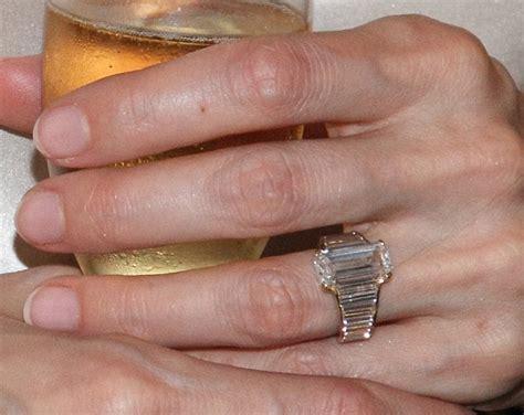 angelina jolie s 250k engagement ring took brad pitt a