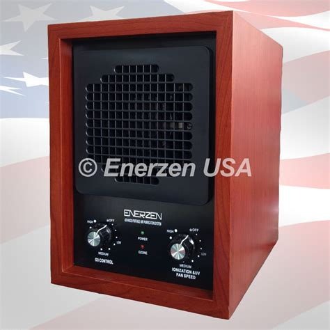 ionic air purifier ozone ionizer cleaner fresh clean air living home office  ebay