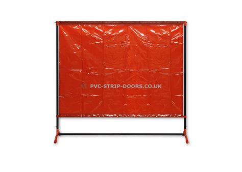 welding curtain frame welding curtain with frame defender 300 6 7ft x 6 3ft