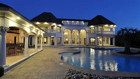 13,000 Square Foot Mansion In Virginia Beach, VA   Homes
