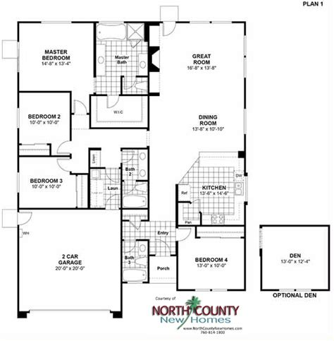 hayden homes floor plans hayden ranch vista floor plans north county new homes