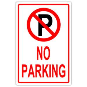 no parking signs template no parking 107 tow away parking sign templates