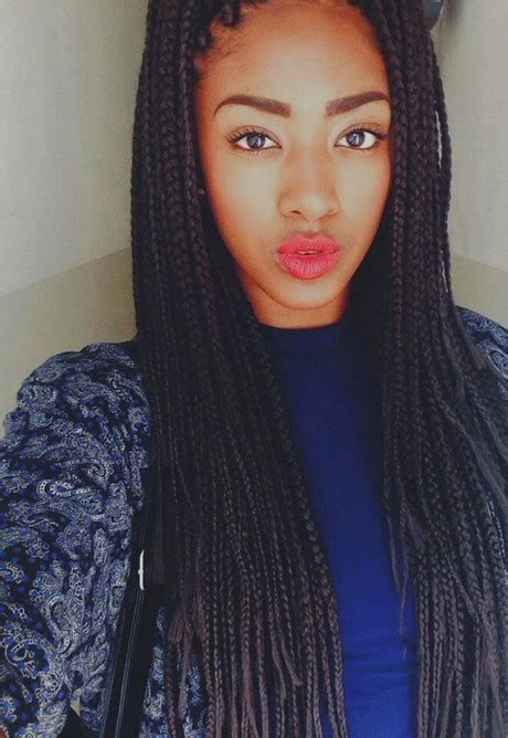 what type of weave to use for box braids braid extensions