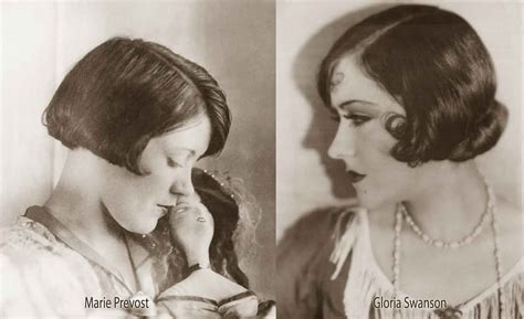 1920 Bob Hairstyle by 1920s Hairstyles The Bob To Suit Your Type Glamourdaze