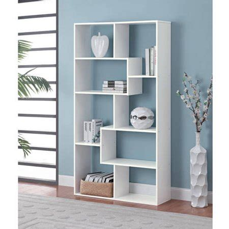 mainstays home 8 shelf bookcase mainstays home 8 shelf bookcase walmart com