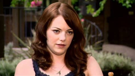 emma stone youtube interview emma stone easy a interview youtube