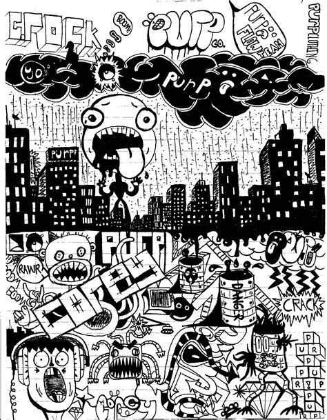 doodle graffiti doodler where boredom meets part 58