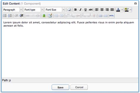 text design editor online using the rich text editor protoshare user guide