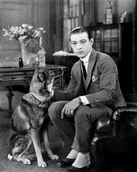 A TRIP DOWN MEMORY LANE: THE GHOST OF RUDOLPH VALENTINO