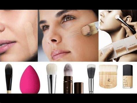 wayne goss makeup tutorial 10 ways to apply foundation goss make up artist http