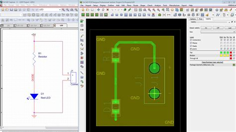 pcb design tutorial orcad starting with orcad and cadence allegro pcb tutorial for