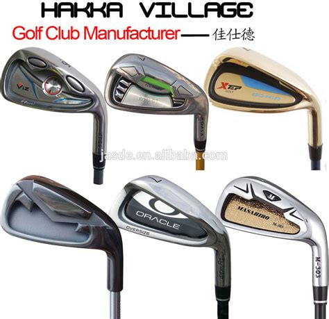 Handmade Golf Clubs - custom golf club iron view golf iron koala oem product