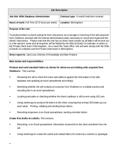 Roofing Resume Sle by Contractor Description 28 Images Contractor