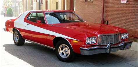Starsky And Hutch Car Name Doublec920 1976 Ford Gran Torino Specs Photos