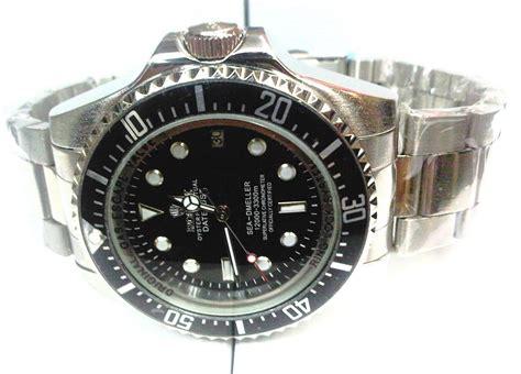 Jam Tangan Rolex Original Bm rolex date just manfix rp 185rb ellye shop