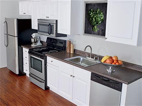 Custom Kitchen Cabinets Hd Supply White Thermofoil Kitchen Cabinets