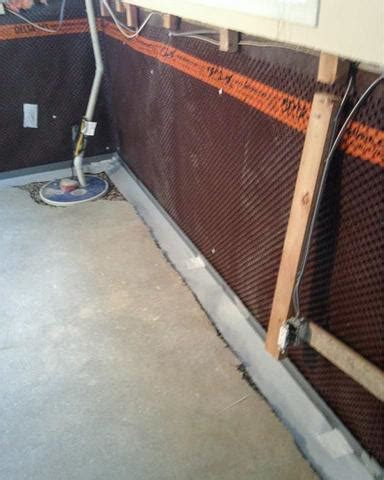 doug lacey s basement systems basement waterproofing