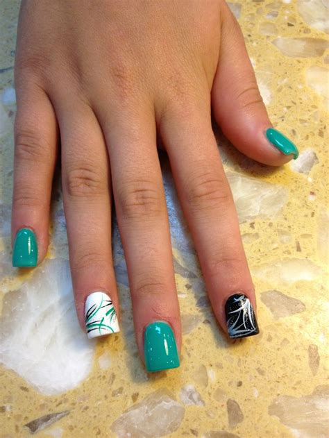 nail ideas for miami beach manicure pinterest girls country nail selden ny nail design by jennifer
